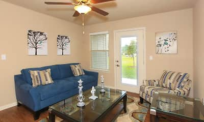 Living Room, Mallard Crossing, 2