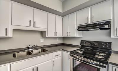 Serenity Apartments, 1