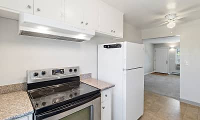 Kitchen, Marymount Place Apartments, 1