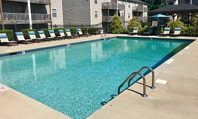 Pool, Concord Flats, 1
