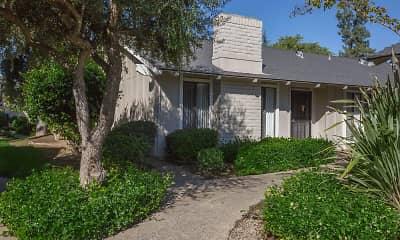 Building, Bear Creek Manor & Terrace Apartments, 1