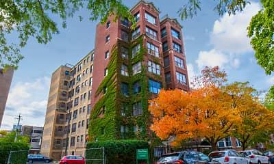 Building, Parc Paris Apartments, 0
