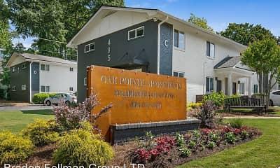 Community Signage, Oak Pointe Apartments, 0
