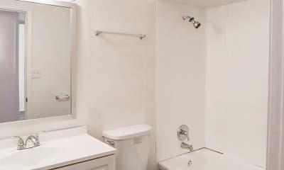 Bathroom, THE APEX - Tuscon Apartments, 2