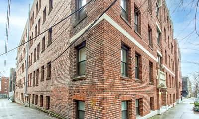 Building, Fionia Apartments, 1