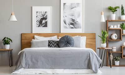 Bedroom, Tapestry University City, 2