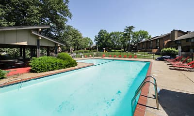 Pool, The Knolls Townhomes, 0