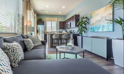 Living Room, Aerie On Tanque Verde, 0