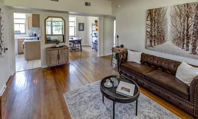 Living Room, Marcy Village, 0