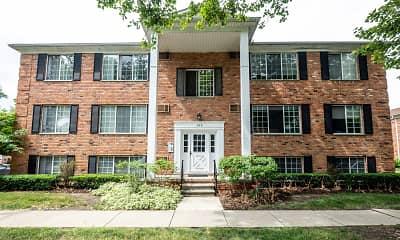 Building, Hartford Place Apartments, 0
