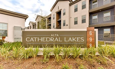 Alta Cathedral Lakes, 2