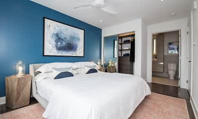 Bedroom, Presidential City, 1