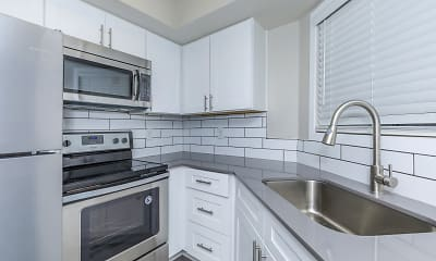 Kitchen, The Tides at Paradise Valley, 1