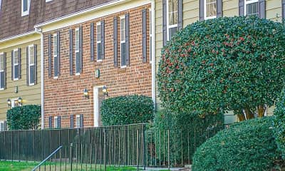 Building, Colonial Towne, 1