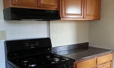 Kitchen, Fairmount Towers, 0