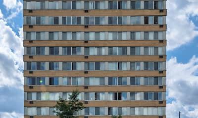 Building, Clarendon Shores, 0