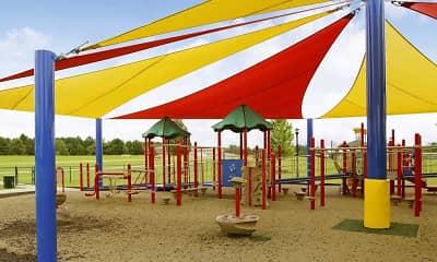 Playground, Fort Gordon Housing, 2