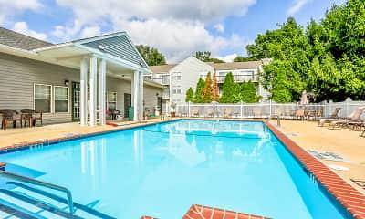 Pool, Arbor Pointe, 1