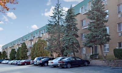 Building, Merion Trace Apartments, 0