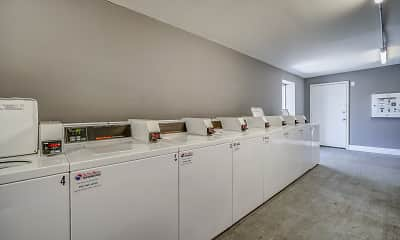 Storage Room, Foundry by the Park Townhomes, 2