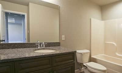 Bathroom, Hidden Pointe, 2