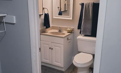 Bathroom, Greentree Homes, 2