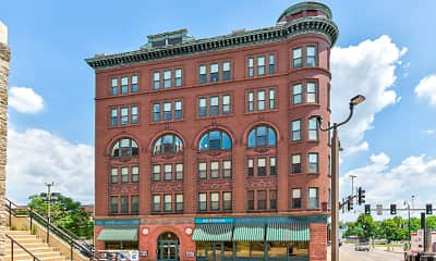 Building, The William Brown Lofts, 1