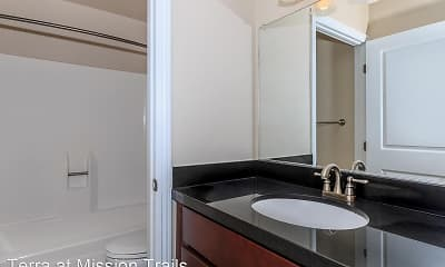 Bathroom, Terra at Mission Trails, 2
