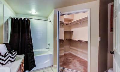 Bathroom, Casas de Soledad Condominium Homes, 2