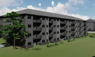 Liv 156 Apartments, 2