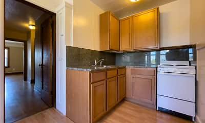 Kitchen, Brooklyn Apartments, 0