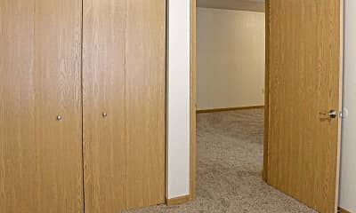 Bedroom, Fairmont Hills Apartments, 2