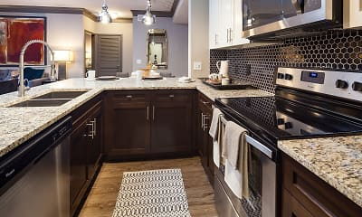 Kitchen, Cortland Lake Lotus, 1