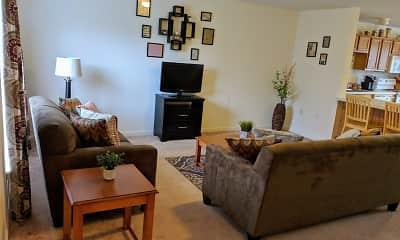 Living Room, Copper Beech, 1