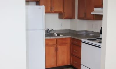 Kitchen, Emeritus House, 1