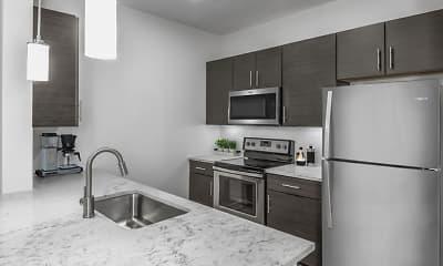 Kitchen, Camden Brookwood, 0