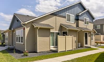 Building, Cedar Park Apartments, 0