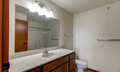Bathroom, Kenwood on 5th, 2