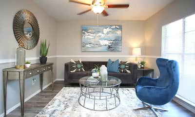 Living Room, Mountain Creek View, 1