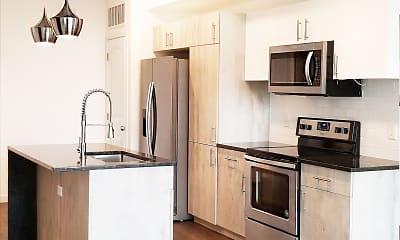 Kitchen, 727 Lofts, 1