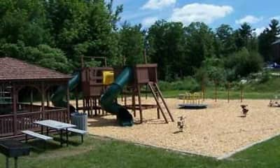 Playground, Milford Trails Apartments & Storage, 1