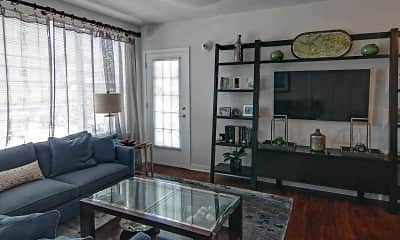 Living Room, Woodmont Ridge, 1