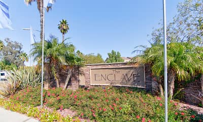 Community Signage, The Enclave at Menifee, 2