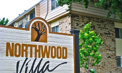 Community Signage, Northwood Villa, 2