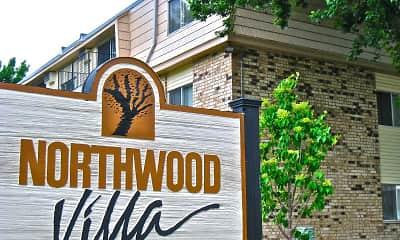 Community Signage, Northwood Villa, 2
