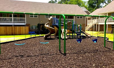 Playground, Camelot Apartments, 2
