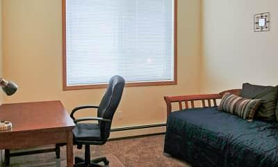 Bedroom, Brandt Place Apartments, 2