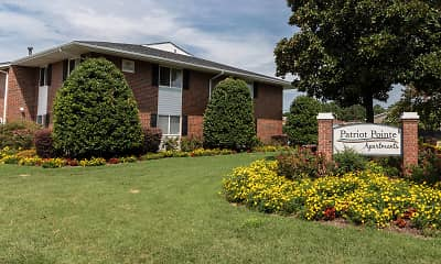 Building, Patriot Pointe Apartments, 2