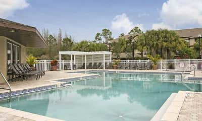 Pool, The Promenade at Tampa Palms, 1