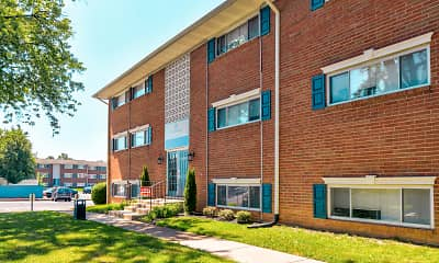 Building, The Crossings at Limestone, 1